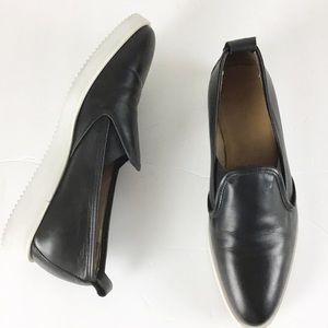 Ever lane Street Shoe in Black Leather